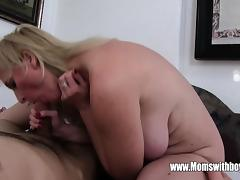 Stepmom Demands Anal From Lazy Son And Gets It tube porn video