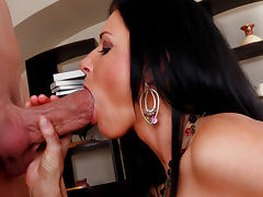 India Summer & Billy Glide in Naughty Office tube porn video