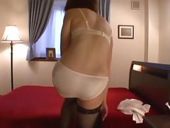 Naughty Asian milf is a cheater's wet dream tube porn video